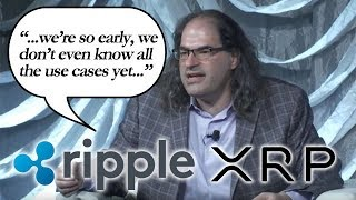 Ripple XRP: Uncle David Schwartz At SXSW & We're So Early, We Don't Even Know All Use Cases Yet!