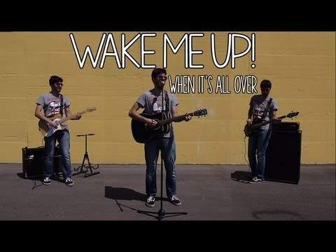 Wake me up (Avicii cover) - Fabrizio Martone