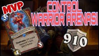 [Hearthstone] Kontrol Warrior Arenası