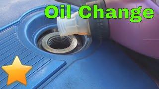 How to: Change Your Oil (COMPLETE Guide)