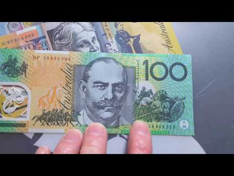 Australian Coins And Banknotes