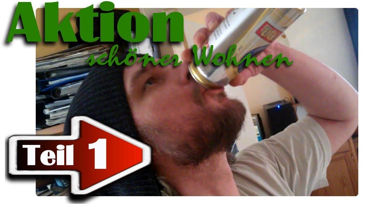 Aktion schöner Wohnen - Teil 1: Die Vorbereitung - YouTube