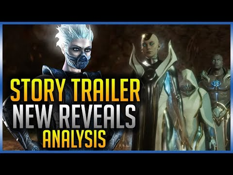Mortal Kombat 11: Every Reveal & New Detail From The Story Trailer And More!