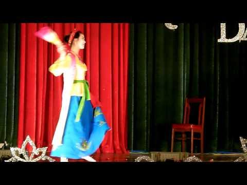 Miss DAV 2012: Thị Mầu lên chùa Part 1- Ngô Lan Hương