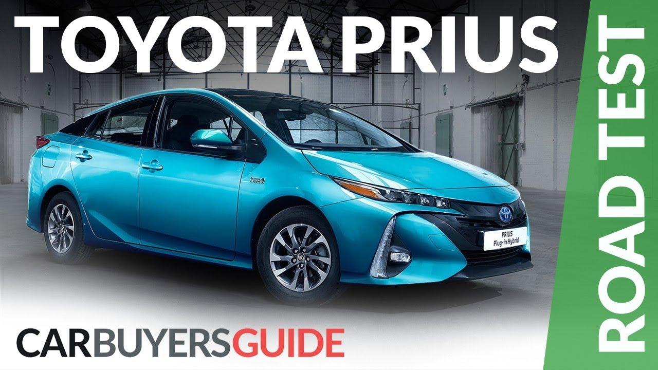 Toyota Prius Phv 2017 Review