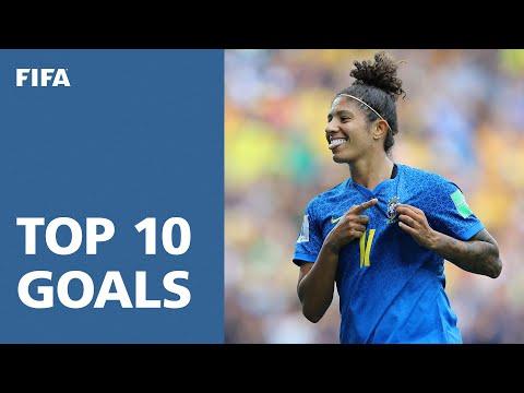 TOP 10 GOALS | FIFA Women's World Cup France 2019