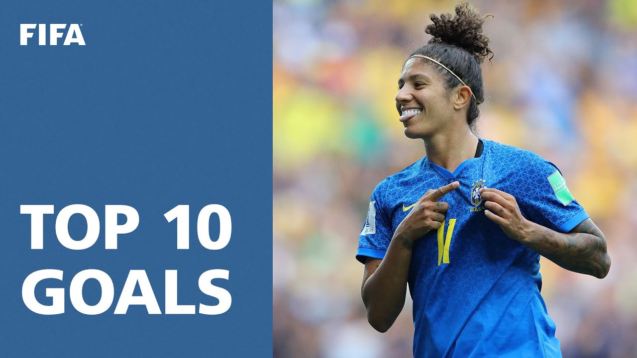 Download TOP 10 GOALS | FIFA Women's World Cup France 2019