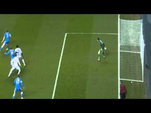 Emmanuel Adebayor Goal  | Tottenham vs Dnipro 2-1 | Europa League - HD