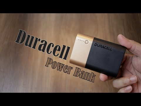 Duracell 10050mAH Lithium Ion Powerbank | Buy Online