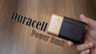 Duracell PowerBank review – 10050 mAh powerbank for Rs. 2,499