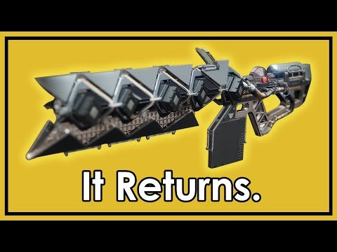 Destiny 2: How To Get The Exotic Sleeper Simulant In Warmind
