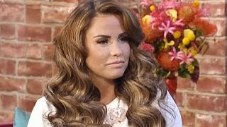 Katie Price Interview on This Morning - 25th October 2013