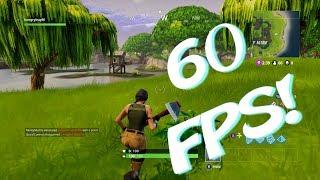 Cómo obtener Fortnite a 60 FPS en la consola!