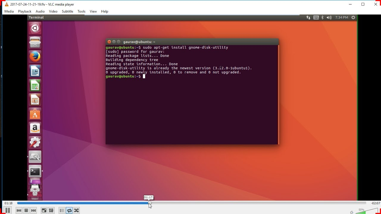 how to create a bootable usb on windows 10 for ubuntu