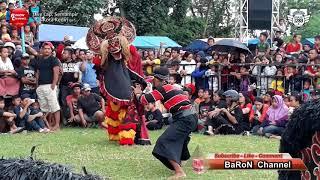 Download ROGO SAMBOYO PUTRO Terbaru Rampokan Singo Barong Full Sore Live Semampir 2018