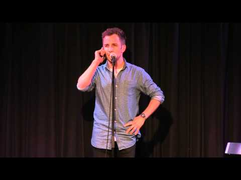 "Broadway Unplugged - Andrew Doyle ""A Little Bit"""