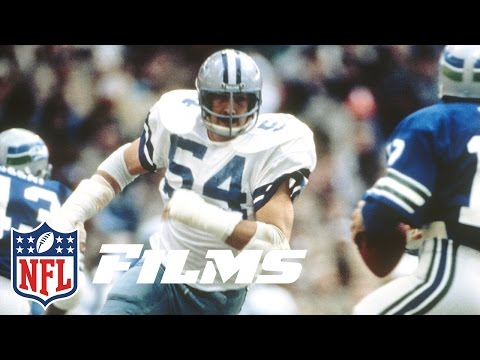 #10 Randy White | Top 10 Dallas Cowboys of All Time | NFL Films
