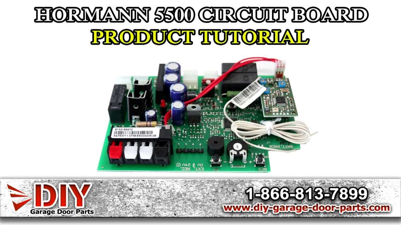 Silent Drive Wiring Diagram Hub Pic Programmer Circuit And Board Youtube Hormann 5500 Electronic Diagrams