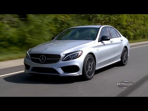 2016 Mercedes Benz C43 C450 Amg Sport First Drive Review