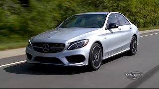 Mercedes-Benz C-Class AMG Sport 2015 Videos