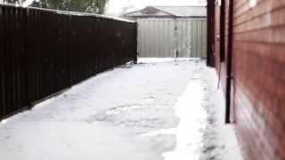 Anzac Day Hail - 3PM Western Sydney