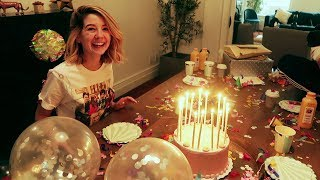 A BIRTHDAY SURPRISE FOR ZOE