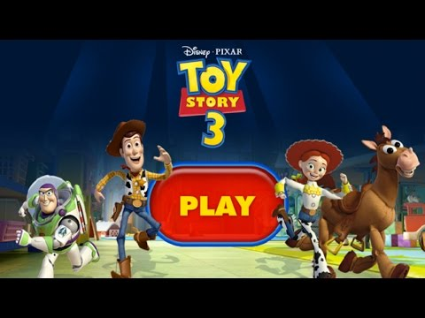 Toy Story 3: Toys Daycare Dash (Saving Slinky, Rex And Breaking Out Of Sunnyside)