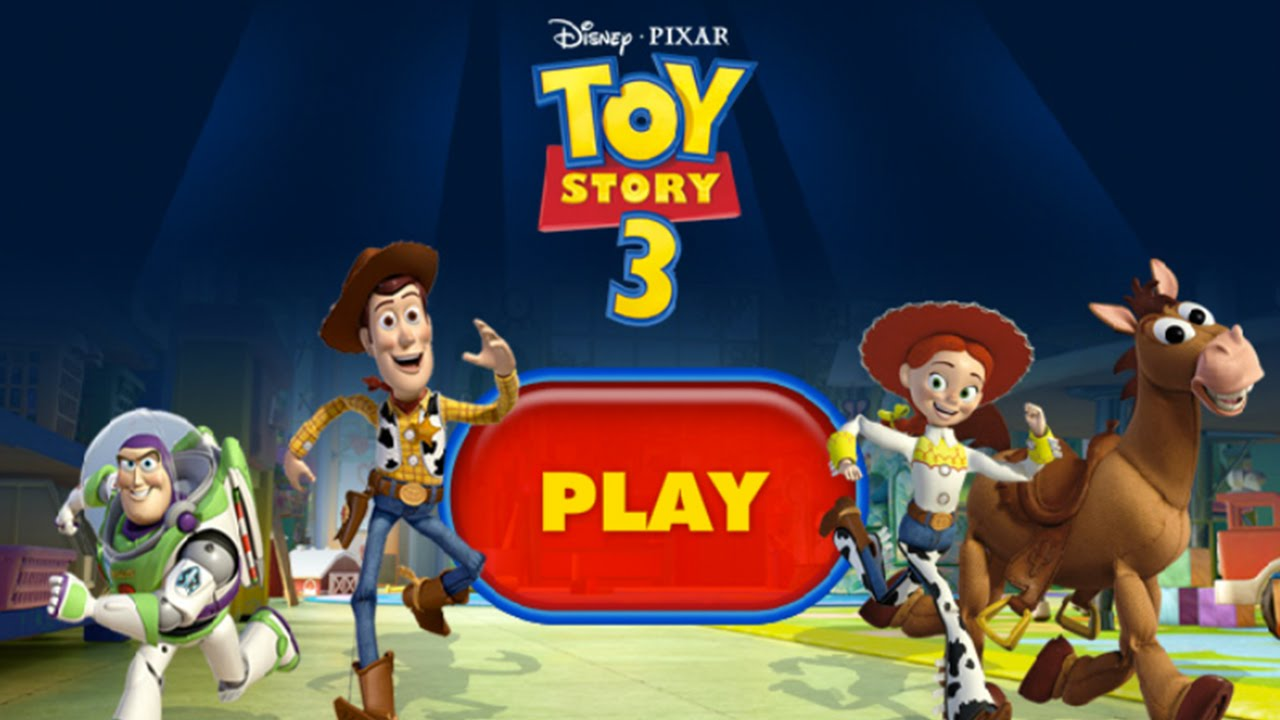 Disney Toy Story 3 Day Care Dash : Toy story toys daycare dash saving slinky rex and