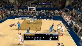 NBA 2K14-Antony Davis put back dunk