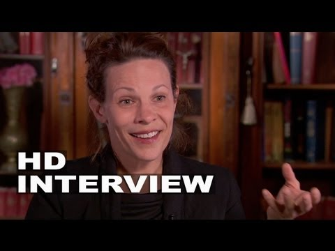 "The Conjuring:Lili Taylor ""Carolyn Perron"" On Set Interview"