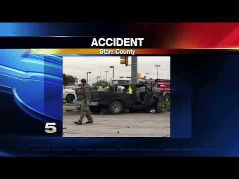 Crash in Starr Co. Leads to 1 Drug Arrest