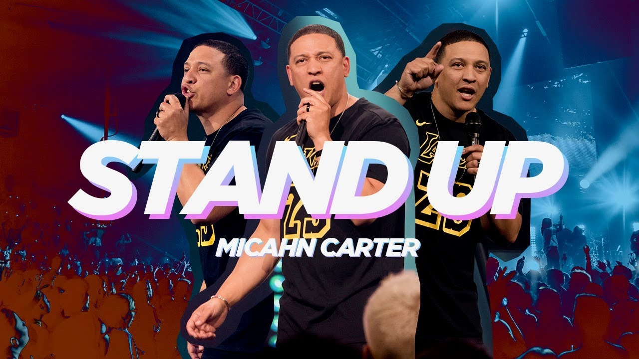 Micahn Carter | Stand Up | YTHX | Elevation Youth