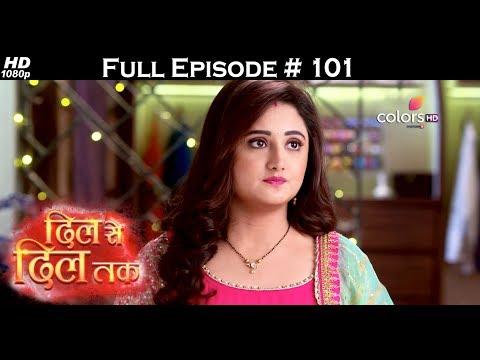 Dil Se Dil Tak - 21st June 2017 - दिल से दिल तक - Full Episode (HD)