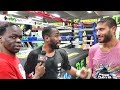 Does pineapple belong on a pizza?  The Mayweather Boxing Club answers