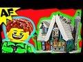 Lego City WINTER VILLAGE COTTAGE 10229 Expert Creator Stop Motion Build Review