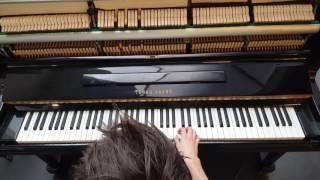 Random Improv On Piano