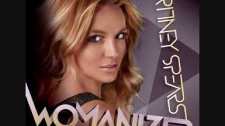 Britney Spears-Womanizer-Chipmunk Version