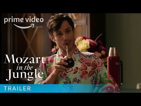 Mozart in the Jungle Season 4 - Official Trailer [HD] | Prime Video