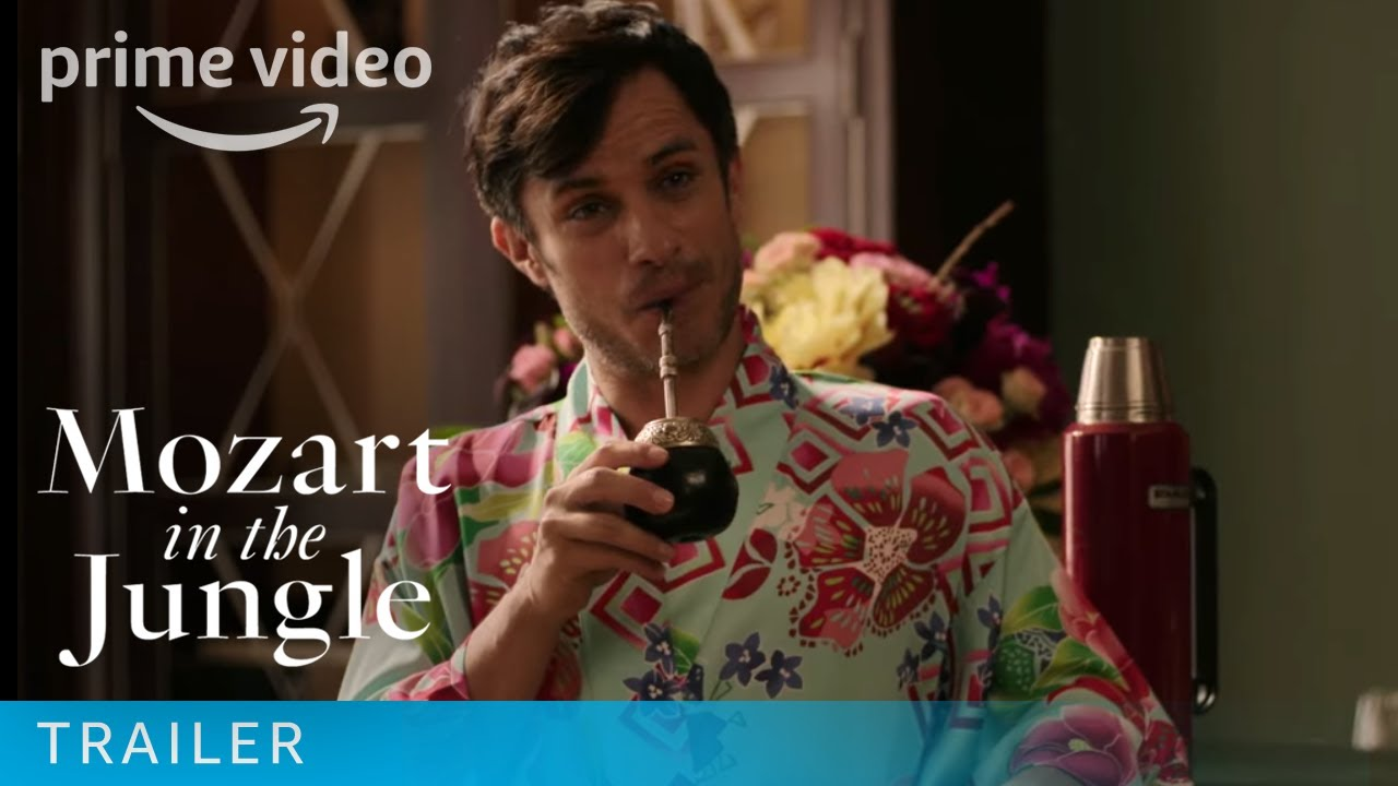 Download Mozart in the Jungle Season 4 - Official Trailer | Prime Video