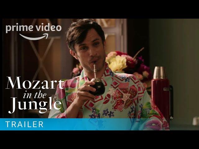Mozart in the Jungle Season 4 - Official Trailer [HD] | Amazon Video
