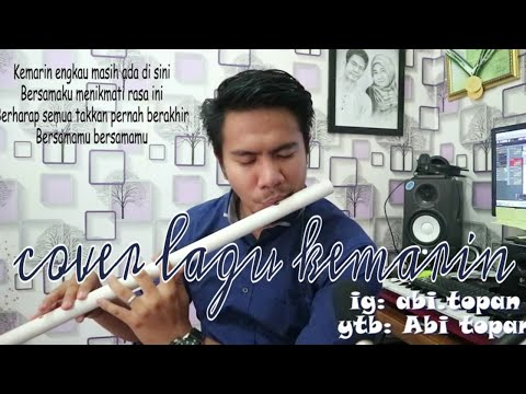 KEMARIN (cover Suling Paralon)
