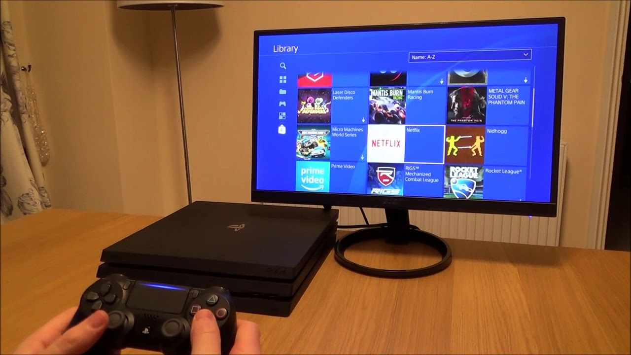 How to redownload digital games on the ps4 (55) youtube.