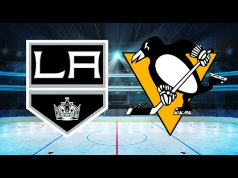 Los Angeles Kings vs Pittsburgh Penguins (1-3) – Feb. 15, 2018 | Game Highlights | NHL 2018