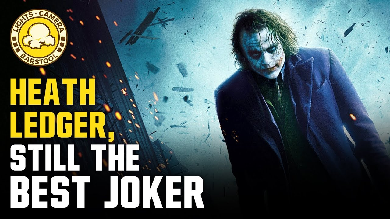 Heath Ledger Is The Best Joker (Joker Review)