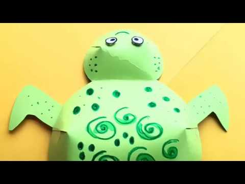 Turtle Crafts and Learning Activities for Kids | 360x480