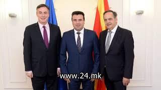 Членството на Македонија во НАТО штом завршат сите процедури околу договорот од Преспа