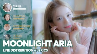 ARIAZ - Moonlight Aria(Line Distribution + Lyrics Color Coded) PATREON REQUESTED YouTube Videos
