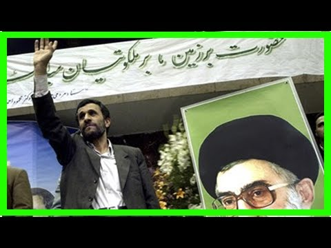 "Too good to check: mullahs arrest ahmadinejad for ""inciting violence""?"