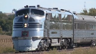 The Nebraska Zephyr Takes a Curve on 9-23-2012