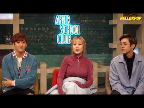 How After School Club (ASC)'s Hosts React To Mistakes On Live Show (Exclusive)